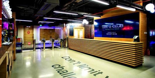 Let´s Club (Istanbul, Turkey) 5