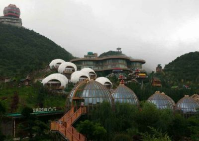 Tree House Bar, Meihua Mountain 8