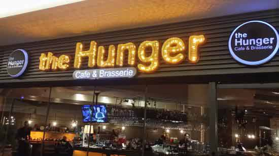 The Hunger Cafe & Brasserie