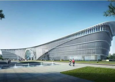 JiangXi-YiChun Big Data Center (China)2