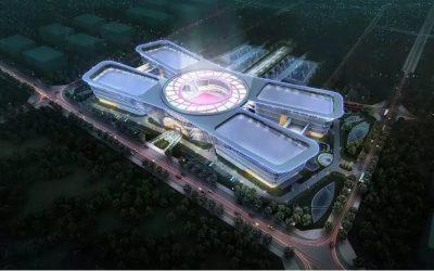JiangXi-YiChun Big Data Center (China)