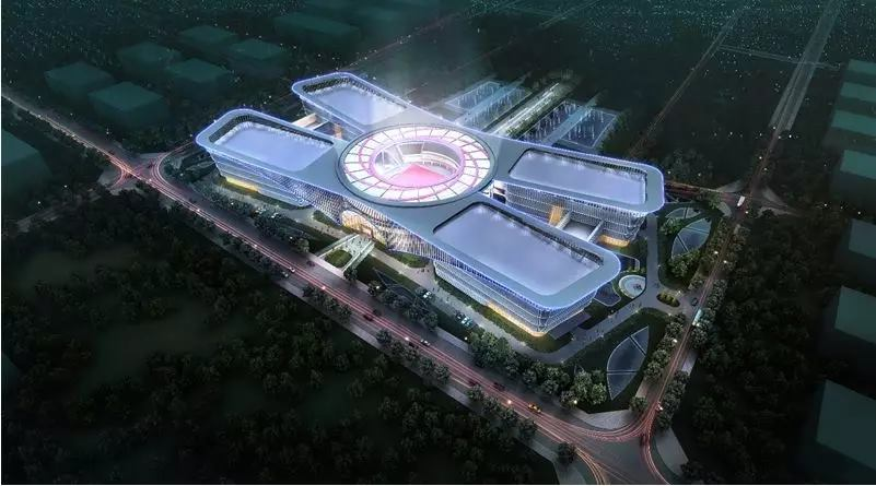 JiangXi-YiChun Big Data Center (China)5