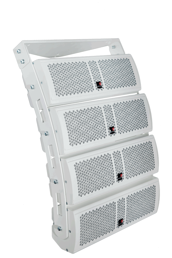 Tecnare Tower Speaker TS24, front view