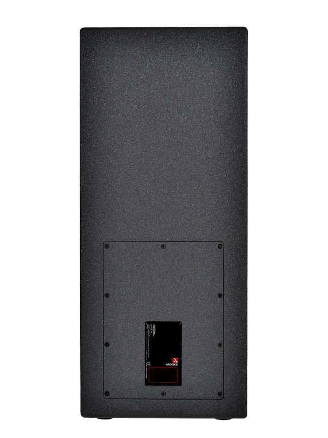Tanit Sub, back view