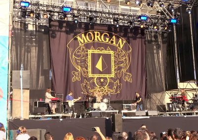 Morgan in Oh See Festival