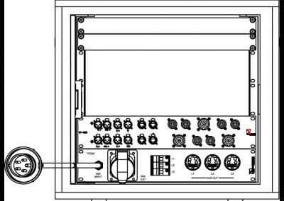 TSK-TS Rear Support Kit 3