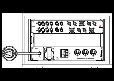 TSK-TS Rear Support Kit 6