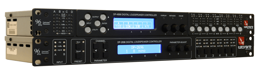 DP Series Digital Signal Processors 1
