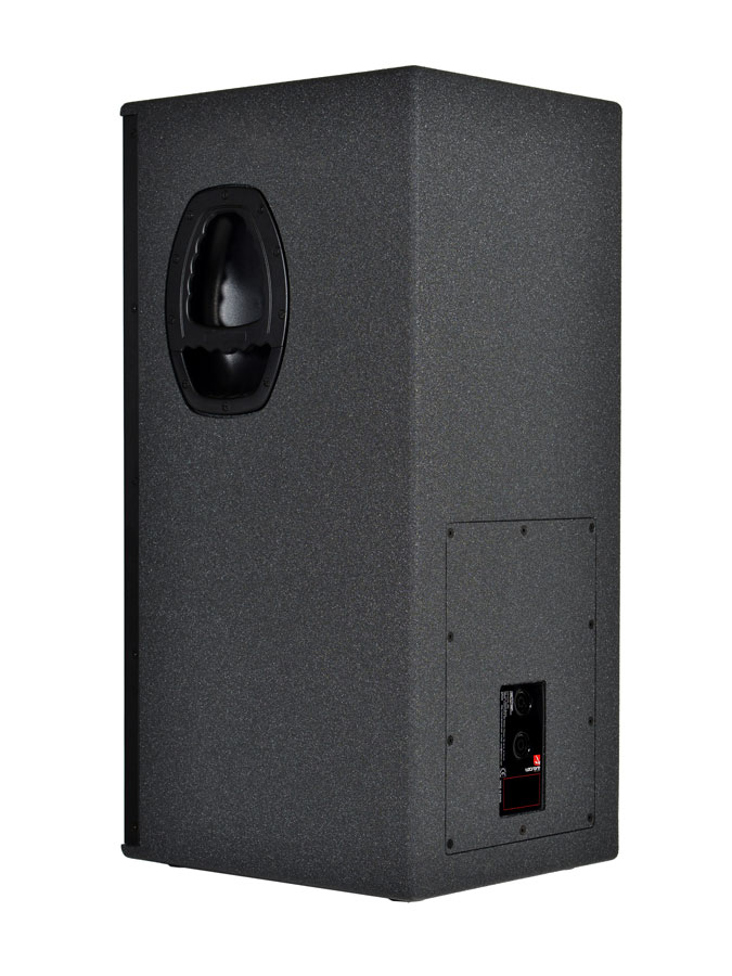 Tecnare Tanit Subwoofer, Back view