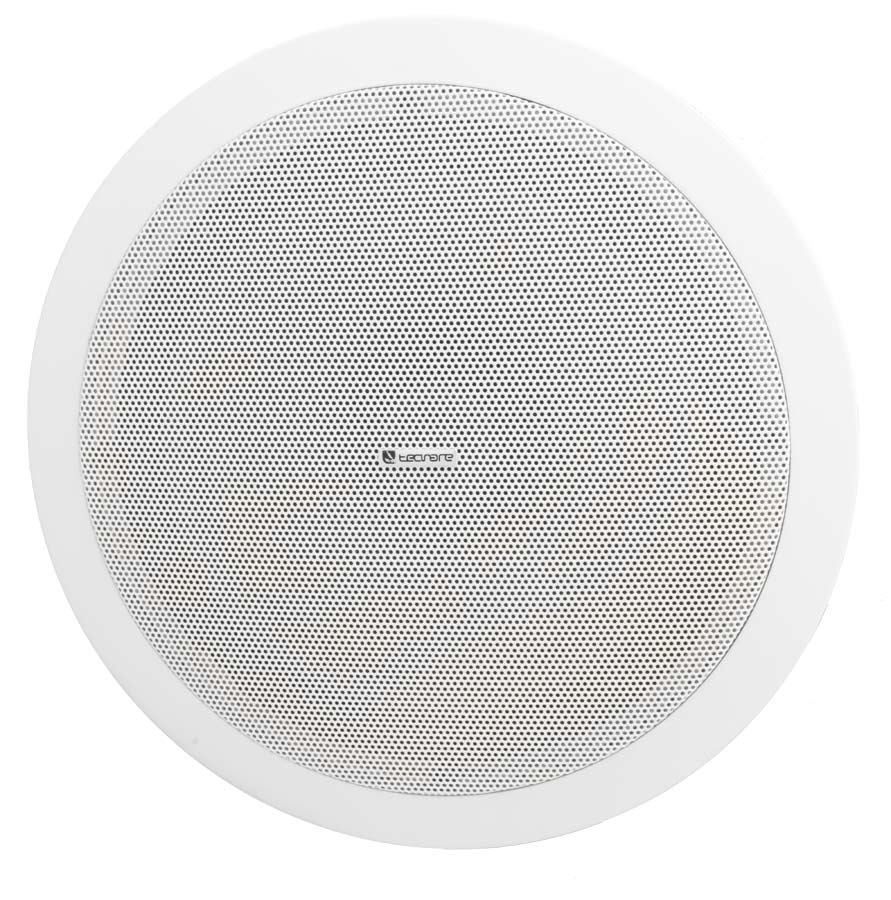 tecnare celiling loudspeaker front view