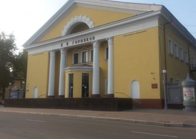 City House of Culture, Leningrad Oblast 11