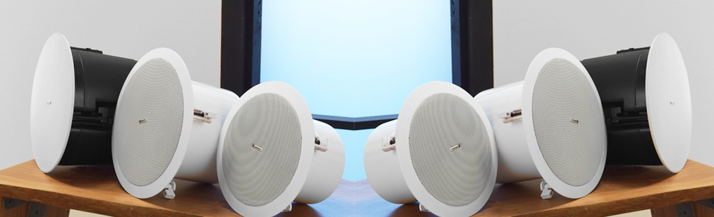 CS Series, Ceiling Loudspeakers, tecnare