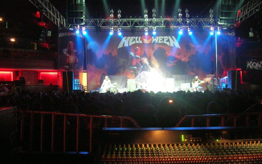 Helloween & Rata Blanca Concert