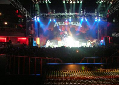 Helloween & Rata Blanca Concert 2