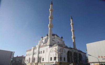 Sivas muhsin yazicioglu mosque