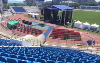 Evento en Vivo Krasnodar