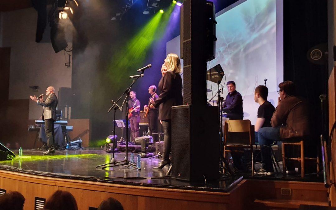 Tribute to Camilo Sesto, Alcantarilla Auditorium